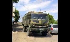 Video: Krievi armēņu Panikā sarīko neizziņotas mācības