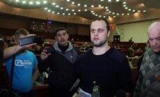 Doņeckas kaujinieku bijušais 'gubernators' Gubarevs nācis pie samaņas