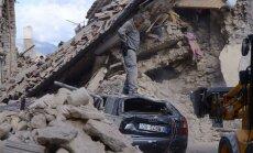 Bojāgājušo skaits zemestrīcē Itālijas vidienē pieaug līdz 247 cilvēkiem