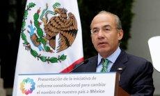 Meksikas prezidents ierosina saīsināt valsts oficiālo nosaukumu