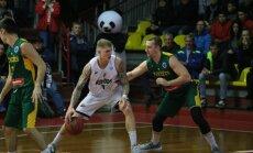 Kuksiks palīdz 'Nevežis' komandai uzvarēt Saratovā un sasniegt FIBA Eiropas kausa otro posmu