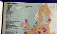 Latgale, Vidzeme un Zemgale grib neatkarību, vēsta britu laikraksts