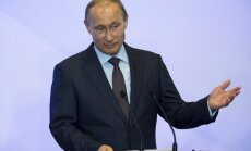 """Путин: антироссийские санкции - """"дурь полная"""""""
