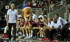 Bagatskis nosaucis basketbola izlases sastāvu spēlei pret Slovēniju
