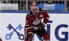 Arī Lauris Dārziņš atteicis Latvijas hokeja izlasei
