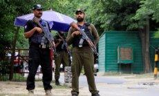 Uzbrucējs apšauda Pakistānas Augstākās tiesas tiesneša māju