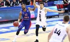 'VEF Rīga' arī trešajā spēlē zaudē CSKA un noslēdz sezonu Vienotajā līgā