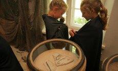 Turaidas muzejrezervāts aicina bērnus interaktīvā veidā izzināt vēsturi par lībiešiem