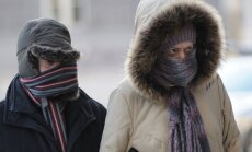 Eiropas ziemeļaustrumos sals sasniedzis -39 grādus