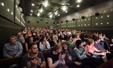 Foto: 19. Baltijas jūras dokumentālo filmu foruma atklāšana