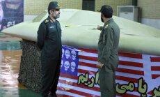 Irānas televīzija parāda notvertās ASV spiegu lidmašīnas uzņemtos kadrus