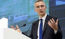 """Столтенберг: учения """"Запад"""" прямо не угрожают ни одной из стран НАТО"""