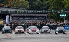 FIA Latvijas posmu otro gadu pēc kārtas atzīst par labāko 'World RX' čempionātā
