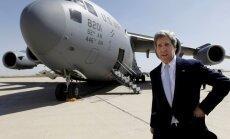 Kerijs: ASV dubultos palīdzību Sīrijas opozīcijai