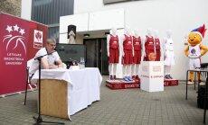 Багатскис обозначил костяк сборной на Евробаскет и сформировал резерв