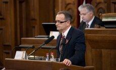 Maksātnespējas reforma tiks īstenota, uzsver Rasnačs