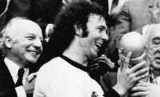 Bekenbauers, van Bastens, Ronaldu - UEFA izziņo visu laiku Eiropas izlasi