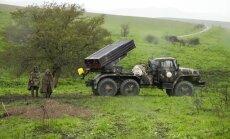Нагорный Карабах: Армения и Азербайджан договорились о прекращении огня