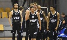 'VEF Rīga' ar apkaunojošu sniegumu uzbrukumā noslēdz Vienotās līgas sezonu
