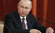 Putins sola atbalstīt Gruzijas separātiskos reģionus