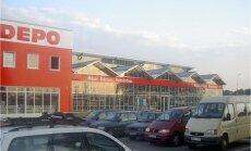 Vāc parakstus pret 'Depo' būvniecību iepretim Jelgavas pilij