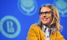 Ксения Собчак возглавила рейтинг популярных звезд России