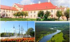 Visos vēsturiskajos novados: aizraujoši brīvdienu maršruti dažādās Latvijas pilsētās
