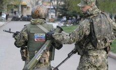Apšaudē Austrumukrainā četri bojāgājušie; separātisti aicina talkā Krievijas miera uzturētājus (plkst. 17:00)