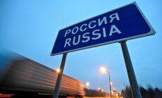 Krievija apsver Baltijas valstu zivju produkcijas tranzīta aizliegšanu