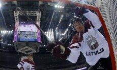 Latvijai Sočos turpinās olimpiskais hokejs un kalnu slēpošana