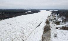 Pali Latvijas upēs gaidāmi marta izskaņā un aprīļa sākumā