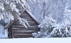 Infografika: No -43 līdz +11 - janvāra temperatūru rekordi Latvijā
