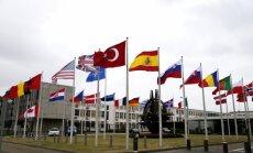 Sestdien tiks sasaukta NATO Ziemeļatlantijas padomes sanāksme