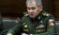 Krievija nodos Sīrijai zenītraķetes 'S-300'