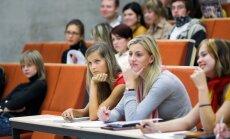 Studijām 11 Latvijas augstskolās pieteikušies vairāk nekā 9000 cilvēku