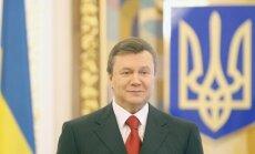 Janukovičs mudina pieņemt likumus, kas sekmēs tuvināšanos ES