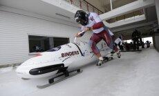 PK 1.posms: bobslejistu otrais brauciens (teksta tiešraide)