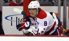 Ovečkins iekļauts abās NHL simboliskajās izlasēs
