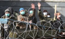 Separātisti Ukrainas austrumos nostiprina barikādes un gaida 'Kijevas huntas' uzbrukumu