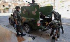Sīrijas opozīcija aicina Rietumus skatīt Sīrijas krīzi plašāk