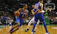 'Knicks' no sastāva atskaita maz spēlējušo Sešensu