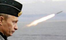 Krievija bijusi gatava izmantot kodolieročus, ja Krimas okupācija neizdotos kā plānots