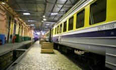Dīzeļvilcienu vagonus par 14 miljoniem modernizēs triju Latvijas uzņēmumu apvienība