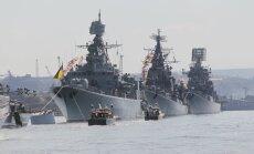 Украина потребовала у России отремонтировать оставленные в Крыму корабли