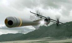Foto: Eiropas raķešu ražotājs prezentē oriģināla bezpilota ieroča konceptu 'Spectre'