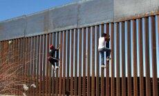 Kā plānots būvēt Trampa 'lieliskāko sienu, kādu esat redzējuši'