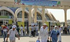 Neziņa Uzbekistānā aug; atceļ Neatkarības dienas koncertu