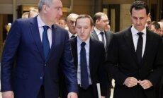Sīriju atjaunos Krievijas kompānijas, sola Asads