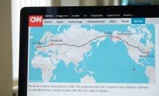 No Londonas līdz Ņujorkai: Jakuņins piedāvā izveidot Transsibīrijas lielceļu