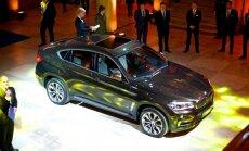Латвийские фермеры покупают Porsche Cayenne, BMW X6 и другие дорогие авто